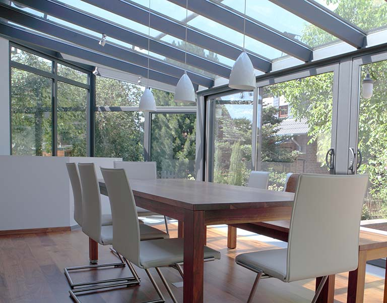 Revamped Conservatories